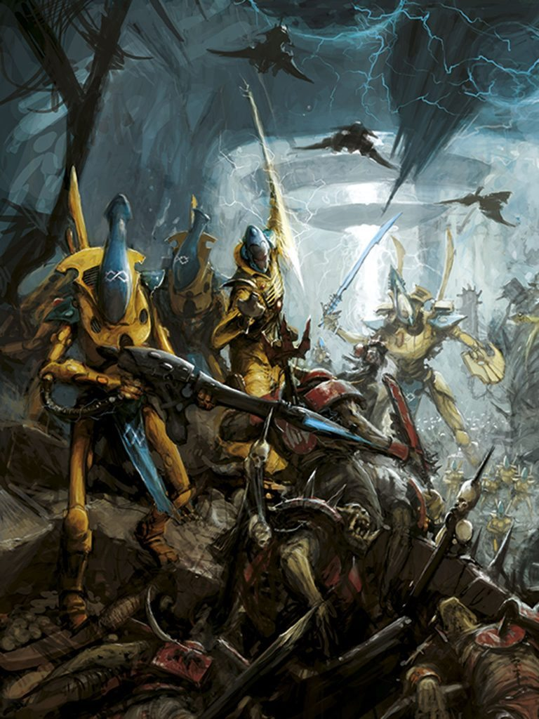 Codex Eldar Craftworlds: Review - Bell of Lost Souls