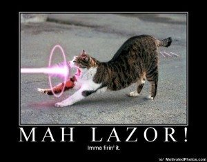 mah lazer