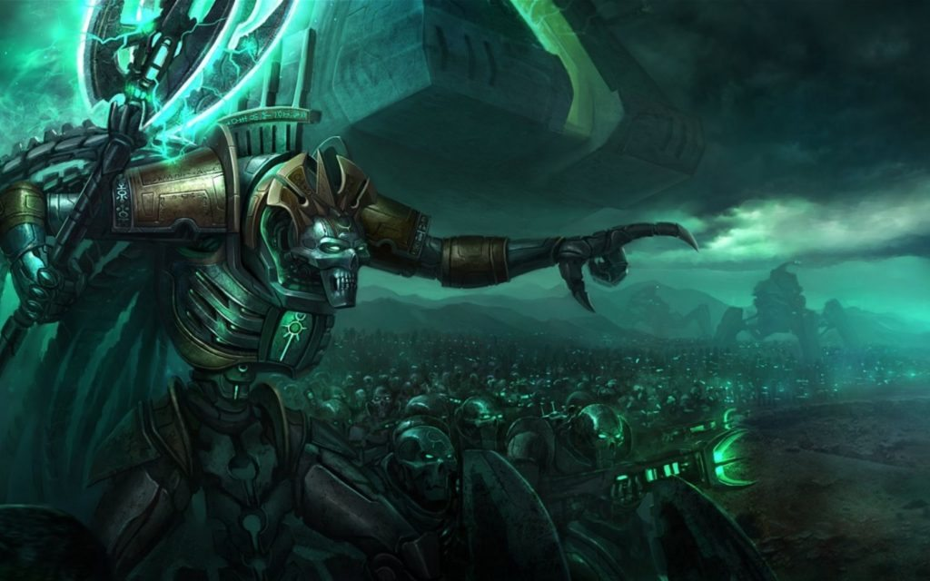 Imperator Guides: Necrons - Unit Overview Part I