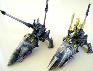 shinning spears