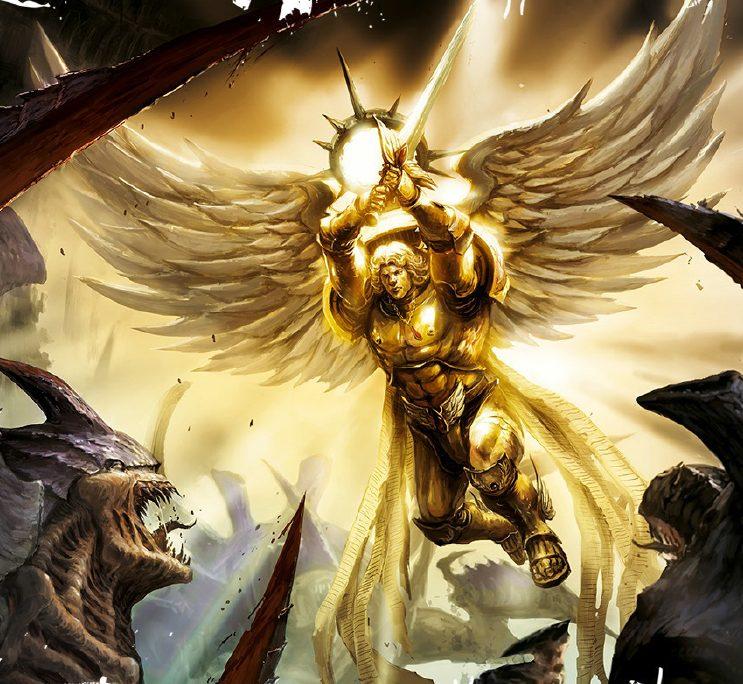 Warhammer 40k Blood Angels: Blood Angels, Hot Or Not? HQ Part 2