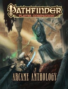 arcane anthology