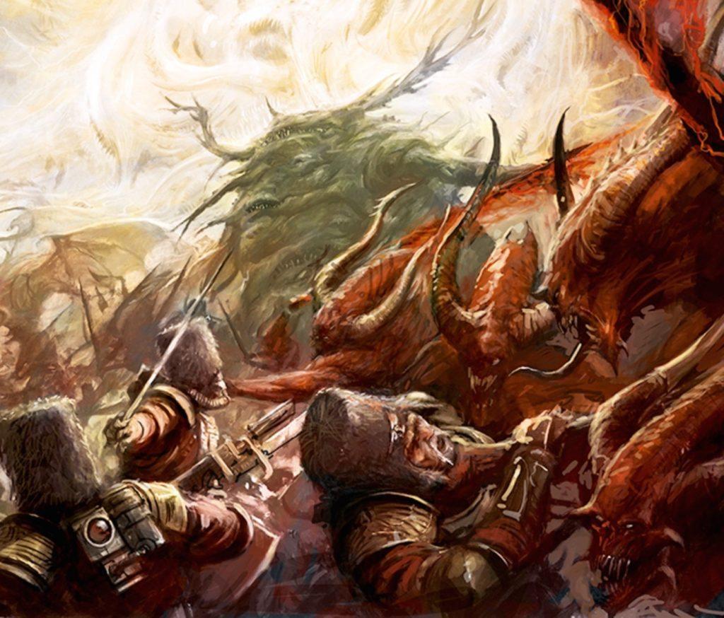 Bloodletters vs Vostroyans