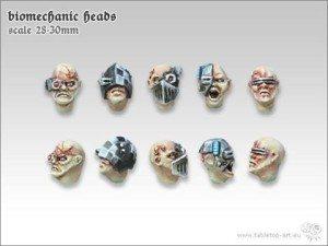 biomechanic heads