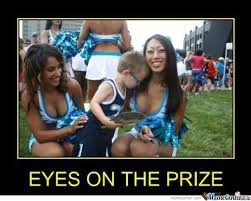 eye on the prize