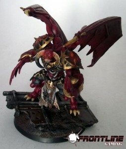Daemon Prince of Khorne