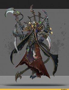 Dark-Eldar-Warhammer-40000-фэндомы-Haemonculi-839484