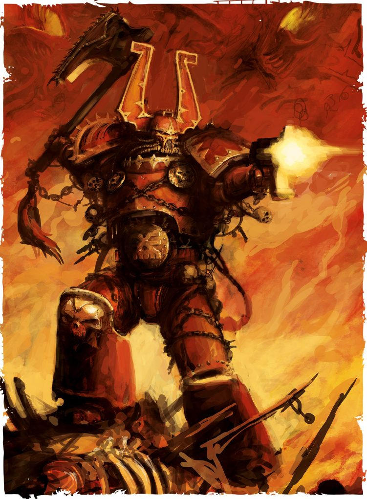 Khorne Daemonkin Review: Troops: Berzerkers | Frontline Gaming