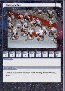 daemonettes card