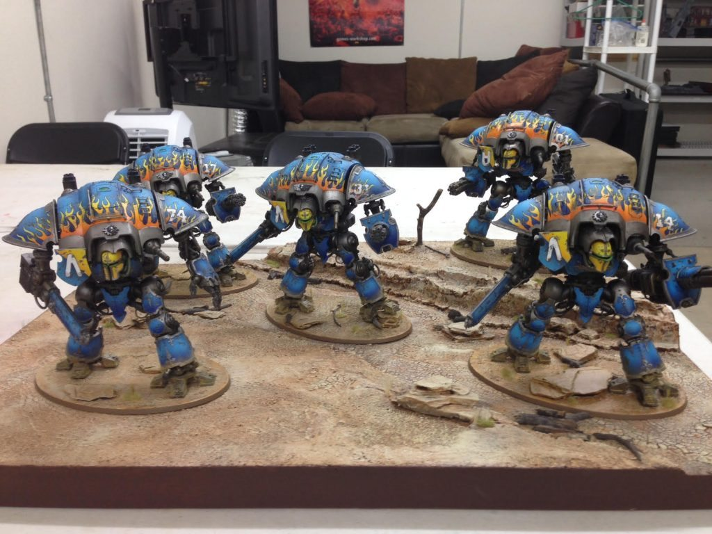 bens imperial knight 3