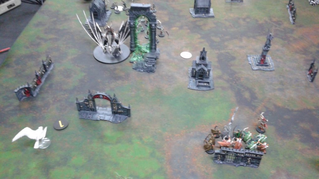 Age of Sigmar Learning League: Death vs  Wood Elves
