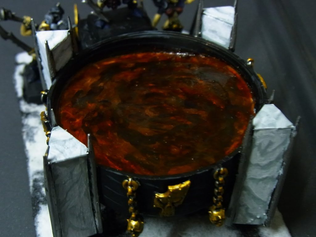40k cauldron