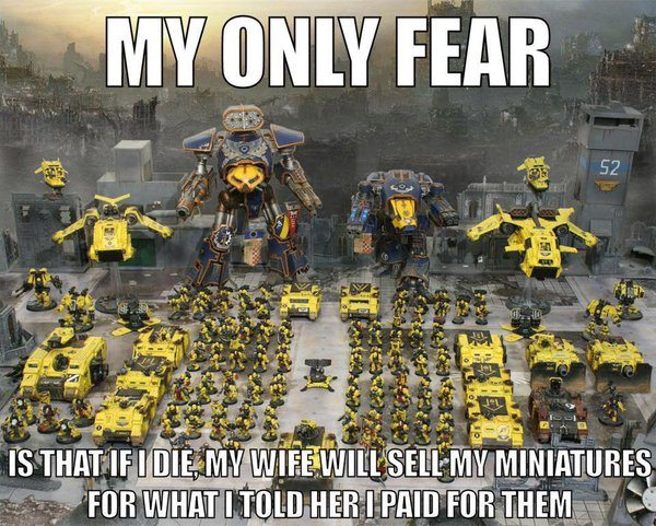 Space Marine Reviews: Troops Part 1, Tactical Marines ...