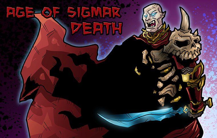 Age of sigmar death