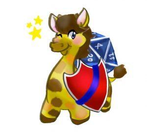 giraffe mariana
