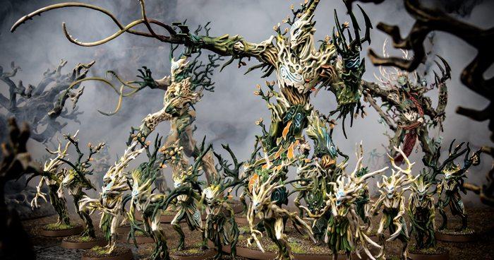 Order Battletome: Sylvaneth First Impressions | Frontline Gaming