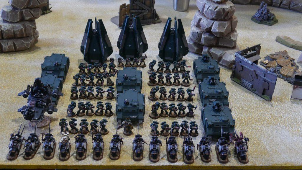 brandons army