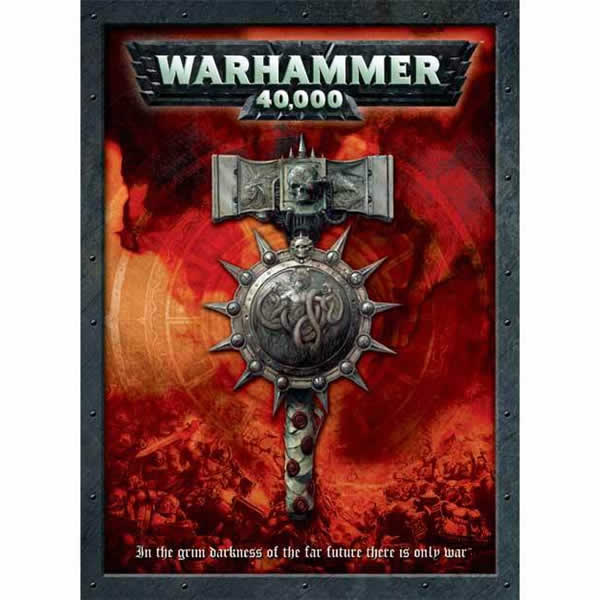 Image result for warhammer 40k 5th edition logo