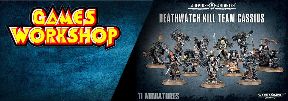 New release Deathwatch
