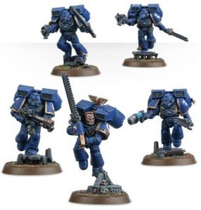 Space Marine Assault Squad Ultra