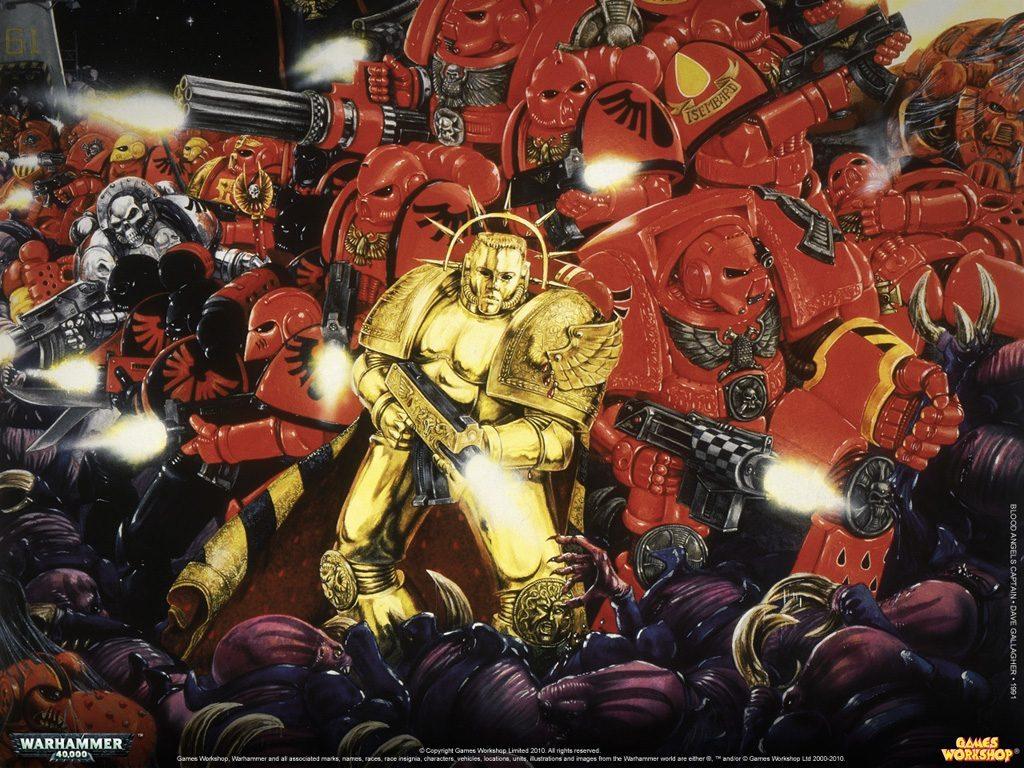 Warhammer 40k death company wallpaper - Bloodangelswallpaper_1024 Bloodangelswallpaper_1024