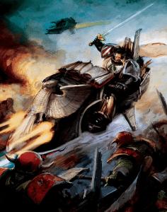 sammael_jetbike_battle