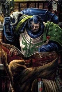 Ezekiel, Gran Maestre Bibliotecario de los Ángeles Oscuros