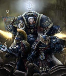 warhammer_40k__marneus_calgar_and_honor_guard_by_jorsch-d4jydu9