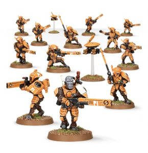 tau-fire-warrior-team