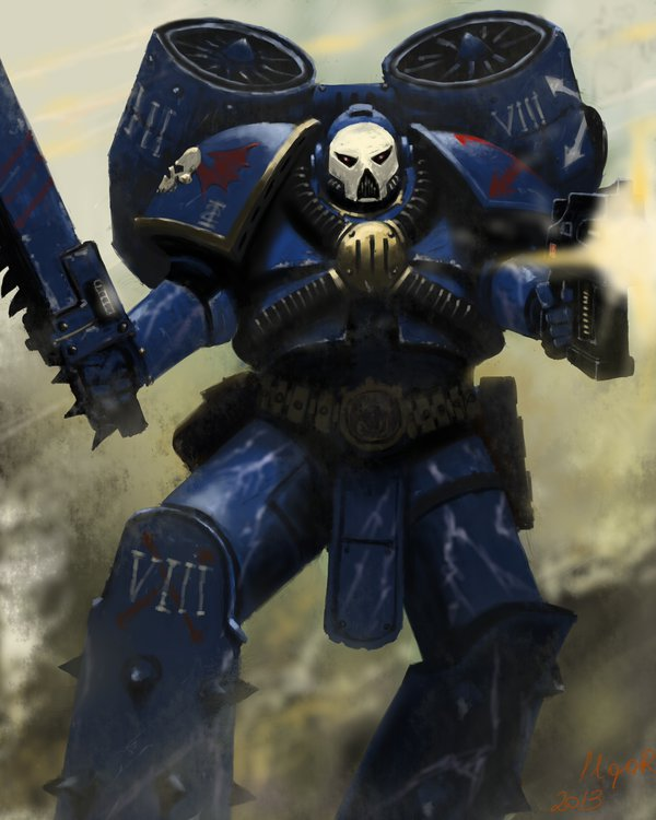 Night Lords Review: Warlord Traits & Artefacts   Frontline Gaming