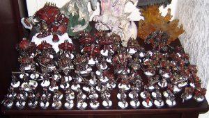 khador army