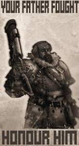 khador infantry