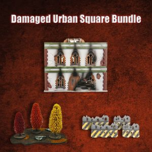 Damaged Square Bundle