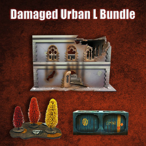 Damaged Urban L Bundle Urban