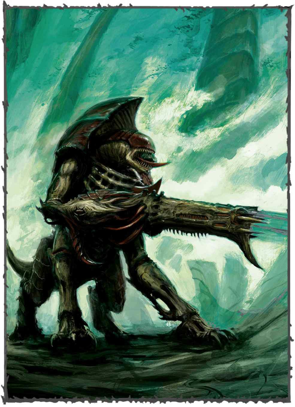 Tyranid Codex Review – Elites: Hive Guard | Frontline Gaming