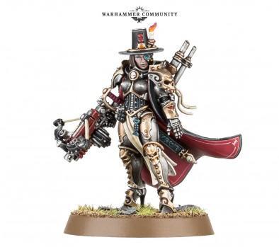 Inquisitor Sword  Crafted