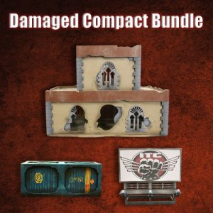 Webcart Damaged Compact Bundle