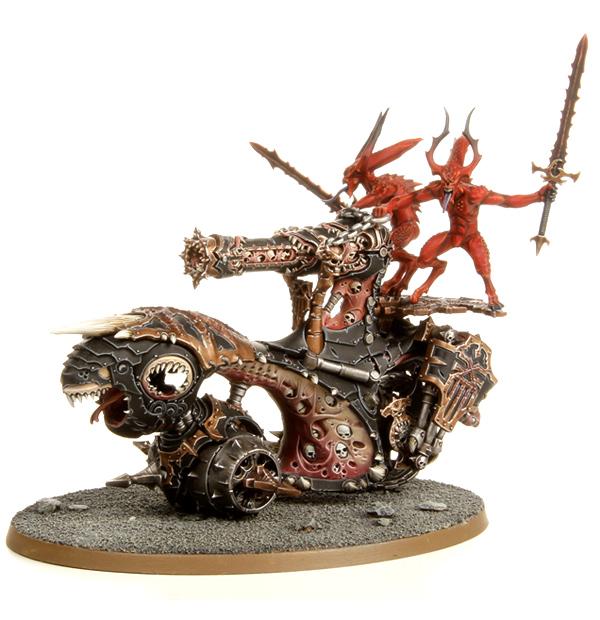 skull cannon