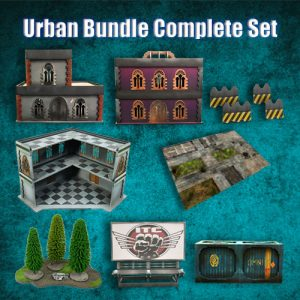 webcart Urban Bundle Complete Set