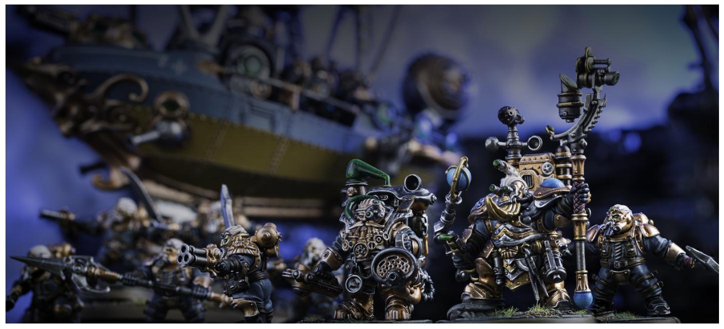 Karadron Overlords
