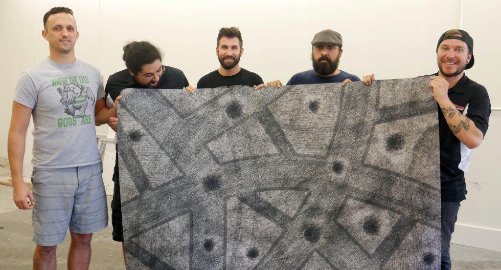 first flg mat