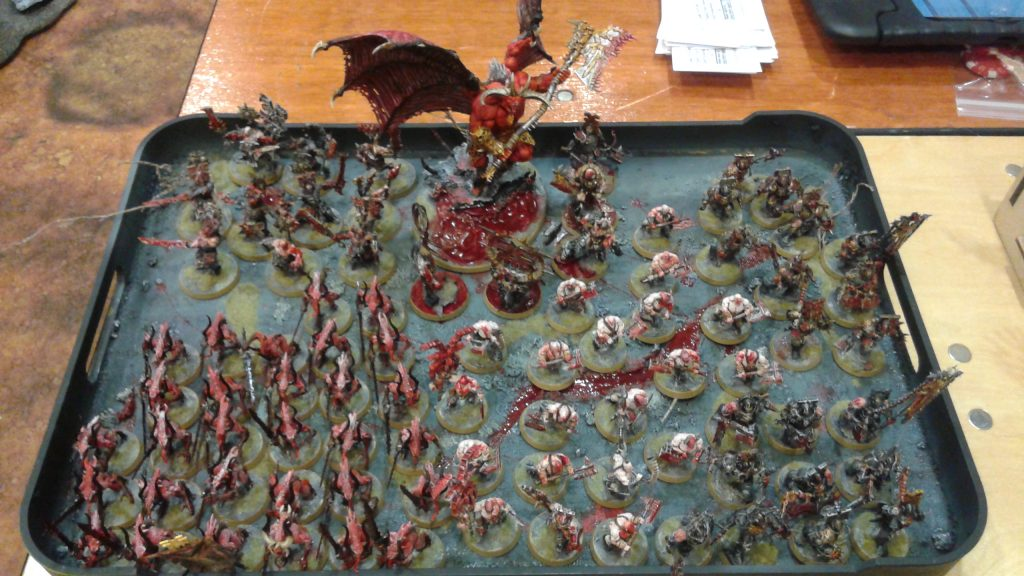 More awesome armies!