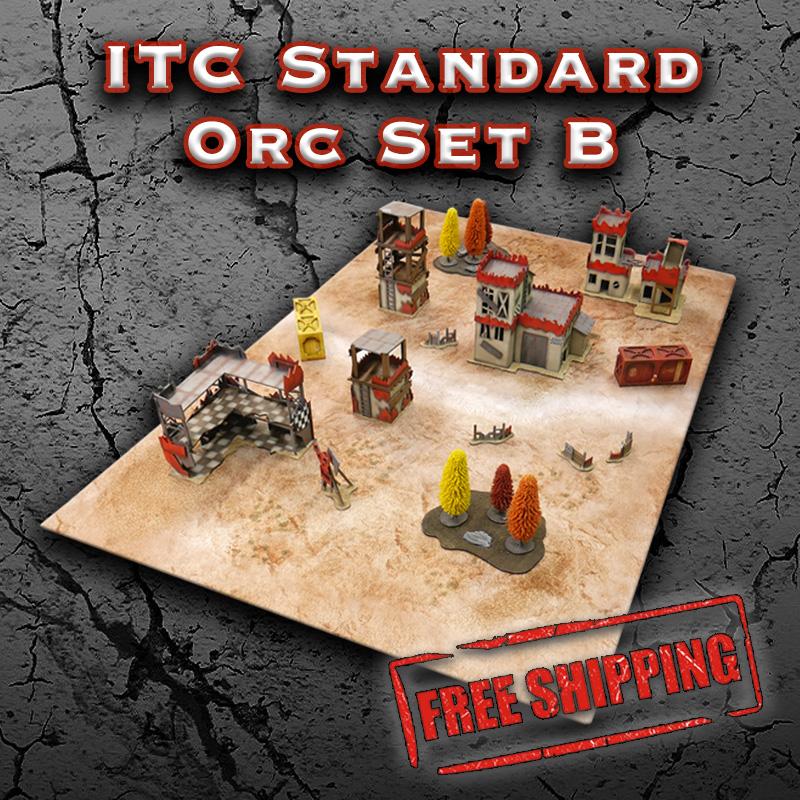 ITC Standard Orc Set B