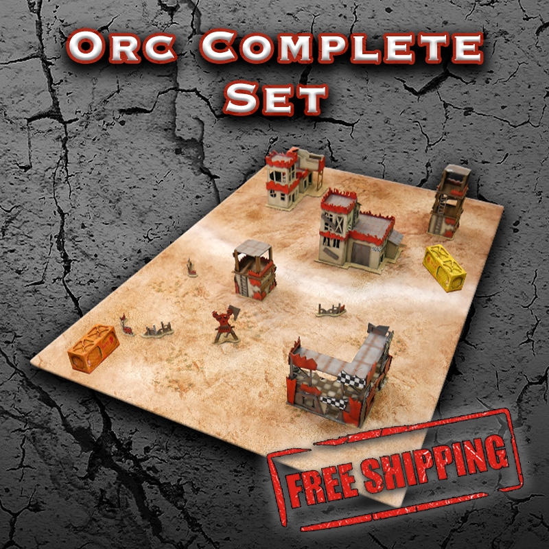 Orc Complete Set