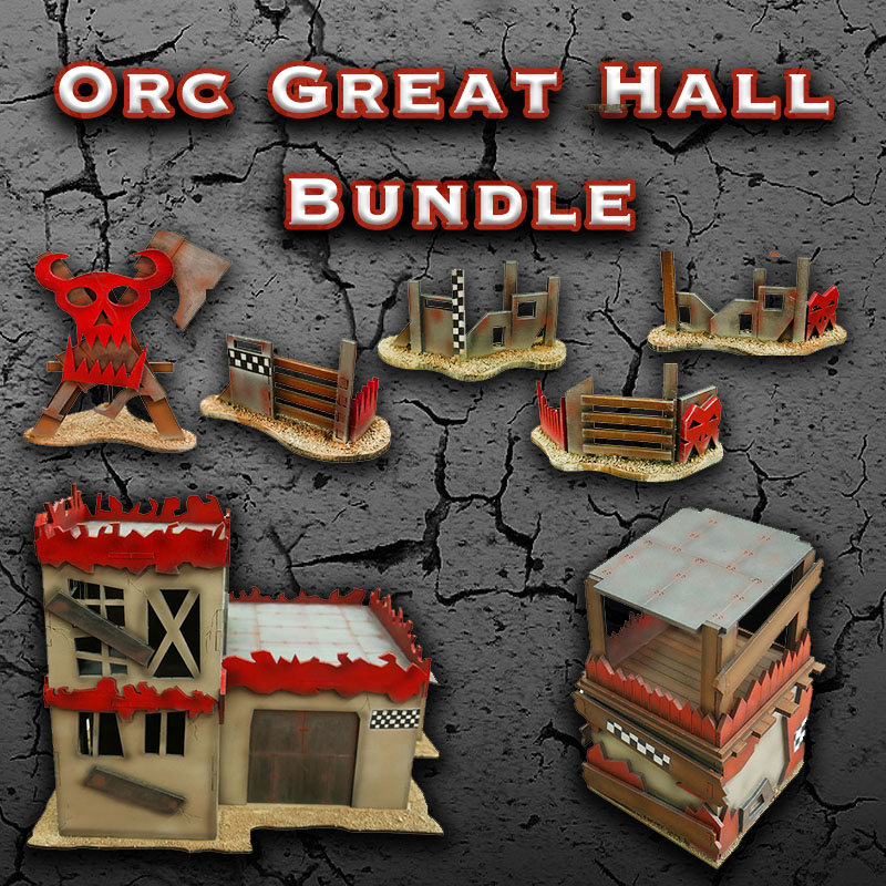 Orc Great Hall Bundle