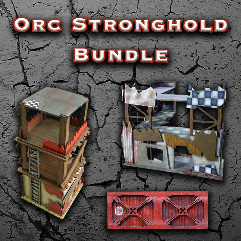 Orc Stronghold Bundle