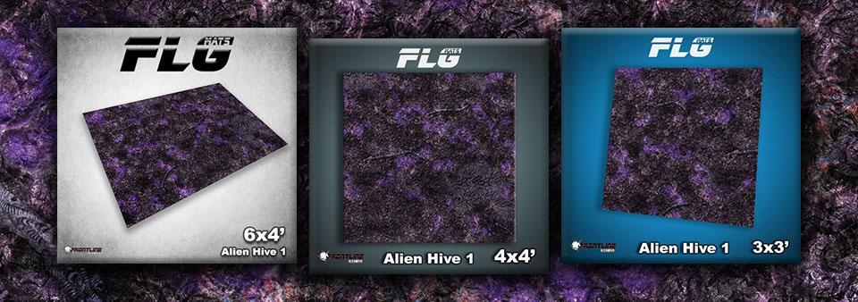 alien hive slider