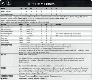 rubric-profile