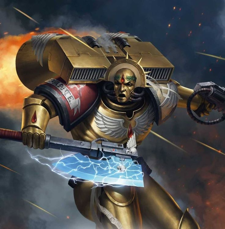 Codex Review: Blood Angels Part 1: Stratagems, Warlord