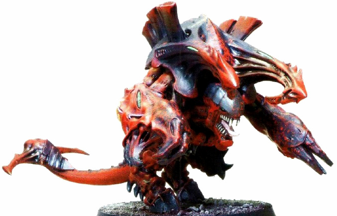 Tyranid Forgeworld Review – HS: Stone Crusher Carnifex | Frontline ...